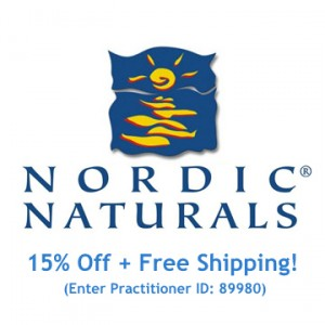 Get Nordic Naturals 15% Off + Free Shipping ALWAYS (no minimum order)! (Fresh Start Nutrition)