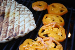 Grill Pizza (Fresh Start Nutrition)